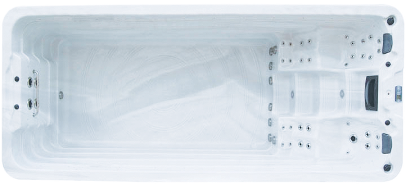Oasis 5 5 Extra Depth Platinum Spachoice