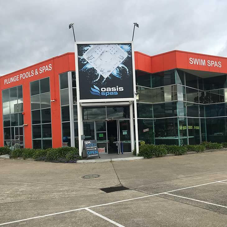 Spachoice Hallam Spas & Swim Spas Gallery Photo 1